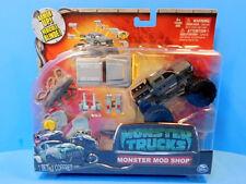 Monster Trucks Monster Mod Shop Modified Terravex Truck Spin Master New!