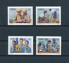 Ciskei 77-80 MNH, Brownies, 1985