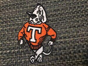 "Tennessee volunteersVintage VOLS Embroidered Iron On Patch 3"" X 2"""
