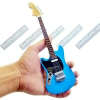 Mini Guitar scale 1:4 NIRVANA Kurt Cobain nevermind miniature gadget collectible