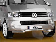 Frontbügel Spoilerschutzbügell 60mm Edelstahl für VW T5 ab 2010