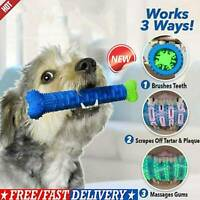 Chew Toy Dog Toothbrush Pet Molar Tooth Cleaning Brushing Stick Puppy 2020 J3R6