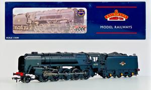 BACHMANN 00 GAUGE - 32-851 - 9F 2-10-0 STANDARD 92192 D/CHIMNEY BR BLACK BR1F