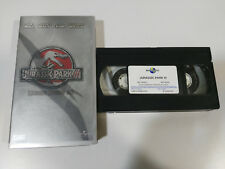 JURASSIC PARK III PARQUE JURASICO III SAM NEILL - VHS CINTA TAPE CASTELLANO &