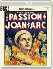 The Passion of Joan of Arc 1928 Masters of Cinema Dual Format Blu-ray DVD