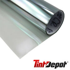 "Window Film 85% VLT Nano Ceramic Charcoal Solar Tint 60"" x 50ft"