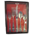Towle Boston Antique 18/10 Stainless Steel 45pc Flatware Set (Service for Eight)