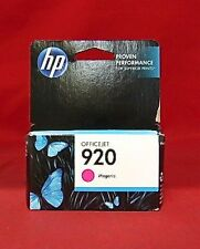 CH635AN 920 HP  Magenta Ink OFFICEJET 6000 6500 6500A 7000 7500 7500A %