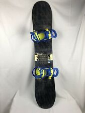 Flow Micron Stomper Kids Snowboard Includ Burton Mission Small bindings