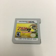 3DS Zelda Link Between Worlds Not For Resale Rare Game Kiosk Demo NOT FULL GAME