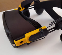 Oculus Quest/Vive Deluxe Audio Strap Adapter (DAS) - New and Improved!