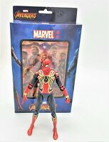 Unique Spider-Man Action Figure with LED lighting chest