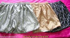 Unbranded Silk Big & Tall Underwear for Men