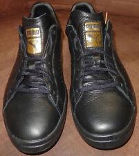 Puma Court Star schwarz gold 42