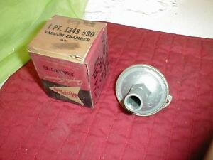 NOS MOPAR 1950-5 PLYMOUTH DODGE DISTRIBUTOR VACUUM ADVANCE W/ 6 CYLINDER
