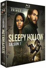 Coffret Blu Ray : Sleepy Hollow - Intégrale saison 1 - NEUF