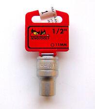 Teng Tools m1205116-c 11mm 1.3cm cm Drehfassung 6-Punkt metrisch Regulär