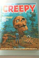 Creepy Extra 4 Retapado Toutain
