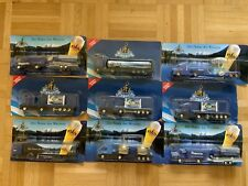 Semi Bavaria German Beer Truck Model Gift Lot Of 9 Limited Editions Collectable