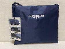 LONGINES - Foldable Travel Bag - Navy Blue - Large - BNWOT