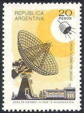 Argentina 1969 radio plato/Satélite/espacio/comunicaciones/telecomunicación 1 V (n24224)