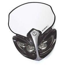 ACERBIS DIAMOND HEADLAMP headlight enduro motocross headlight  WHITE BLACK