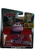 2016 Disney Pixar Cars LA Speedway #1 Coriander Widetrack