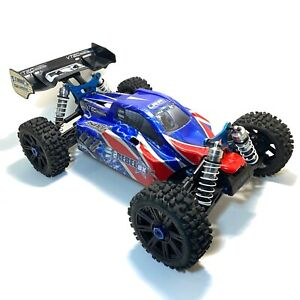 LRP S8 Rebel Limited Edition RC 1/8 Buggy Roller