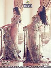Latest Indian Sari Designer Bollywood Pakistani Wedding Bridal Fancy Asian Saree