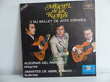 MIGUEL DE LOS REYES Y su ballet de arte espanol Alegrias des Panuelo 45 M 4150