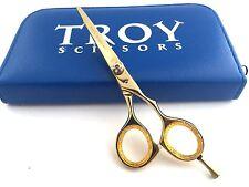 "5.5"" Professional Salon Barber Hairdressing Hair Cutting Titanium Scissor Shears"