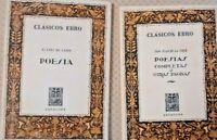 El Caballero De Olmedo Clasicos Ebro, Edicion estudio y notas