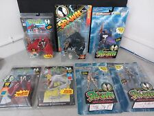 Spawn ~ Huge Lot Of 7 Assorted Spawn Figures ~ New & Sealed ~ McFarlane Todd Toy