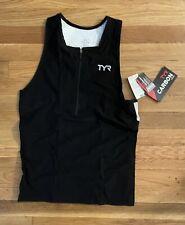 TYR Carbon Series Tri Top, Men's medium