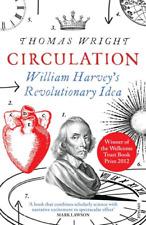 Circulation: William Harvey's Revolutionary Idea, Very Good Condition Book, Wrig