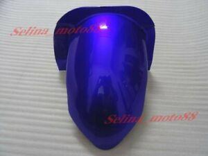 Rear Hugger Fender Mudguard Fit For Suzuki GSXR600 GSXR750 2004 -2005 Blue