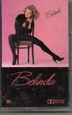Belinda Carlisle Belinda Cassette Tape IRSC 5741