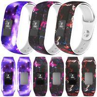 Soft Silicone Watch Strap Wristband Bracelet For Garmin Vivofit 3 & Vivofit Jr