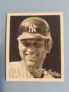 Derek Jeter New York Yankees 2008 Goudey #258 Baseball Card