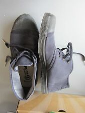 Ladies Natural World Pumps In Violet Size 4//37 New /& Boxed