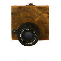 Vintage Carl Zeiss Jena 18cm f/9 APO-Tessar in Box - UG