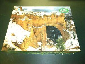 1993 MB Big Ben 1000 Piece Jigsaw Puzzle Bryce Canyon National Park Utah 20 X 26