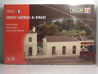 """FALLER 190621 Edificio Laterale """"Stazione""""  H0 1:87"""