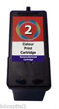 1 x Lexmark No 2 Compatible Ink Cartridge For X2480