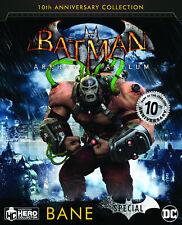 Eaglemoss DC Comics Arkham Asylum Bane Figurine Special #01