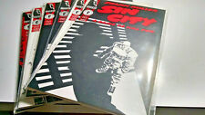 Sin City A Dame To Kill For #1-6 Unread Nm-M Complete Set 1993-1994 Frank Miller