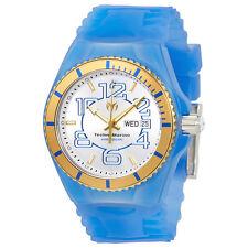 TechnoMarine Cruise JellyFish Silver Dial Mens Watch 115143