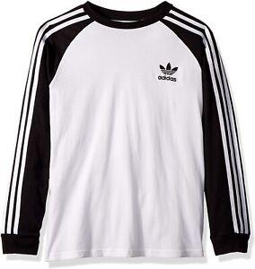 adidas Boy Boys Long Sleeve Tops, Shirts & T-Shirts for Boys for ...