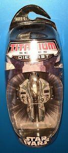 STAR WARS DIE CAST TITANIUM SERIES 2005-2009 SHIPS HASBRO Battlestar Galactica