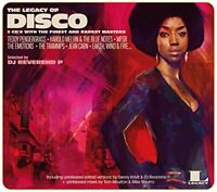 The Legacy Of Disco [CD]